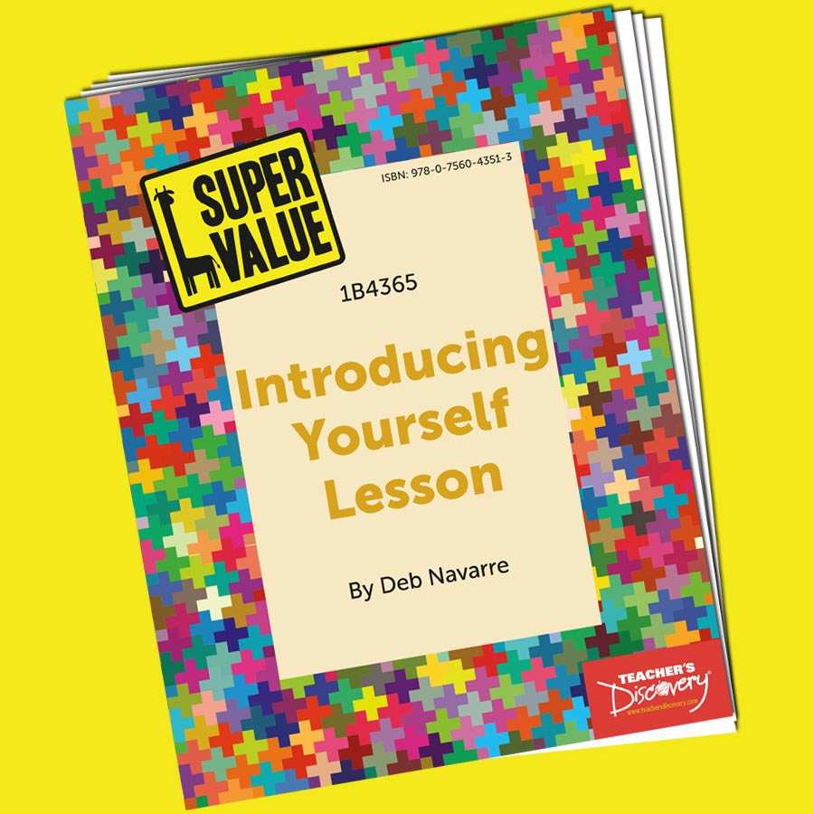 Super value introducing yourself lesson spanish activity for Farcical in spanish