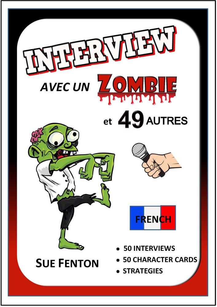 Interview avec un zombie et 49 autres Book