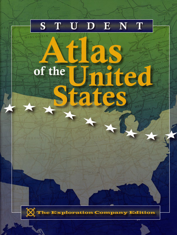 Student Atlas of the U.S.