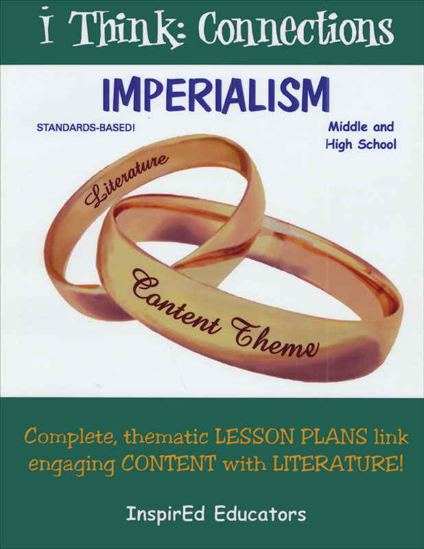 i Think: Connections, Imperialism Activity Book