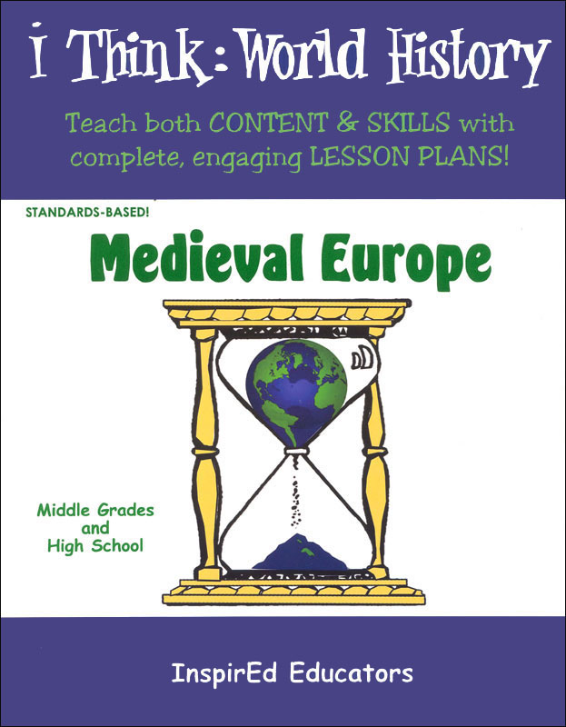 i Think: World History, Medieval Europe Activity Book