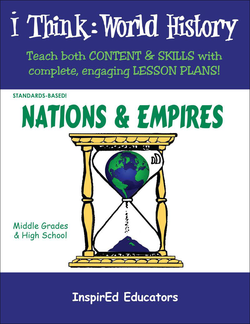 i Think: World History, Nations & Empires Activity Book