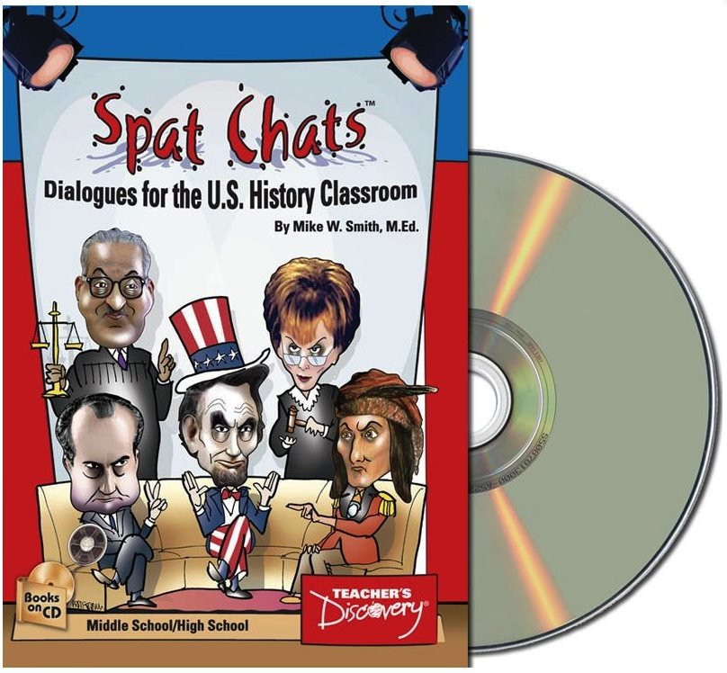 Spat Chats Dialogues for the U.S. History Classroom Book