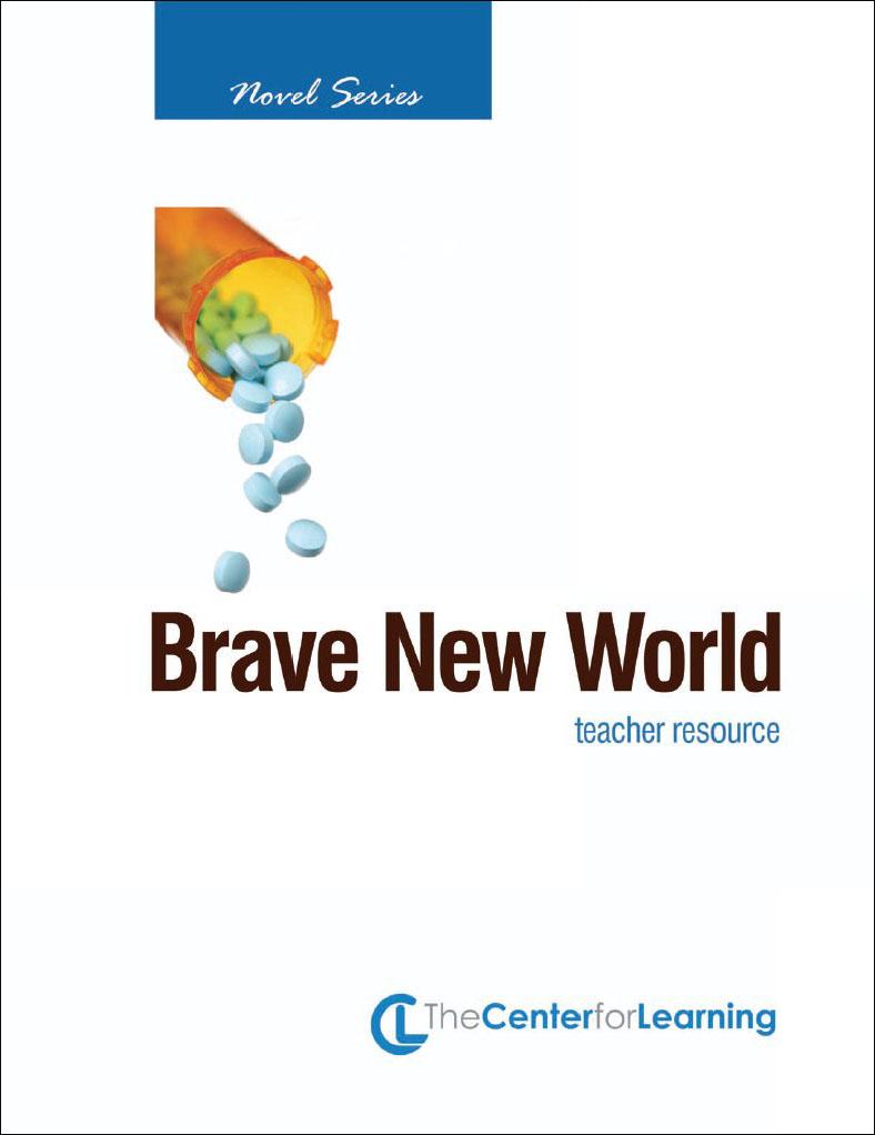 Brave New World Curriculum Unit