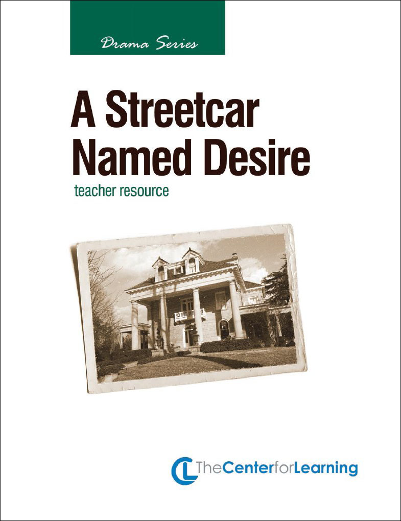 A Streetcar Named Desire Curriculum Unit