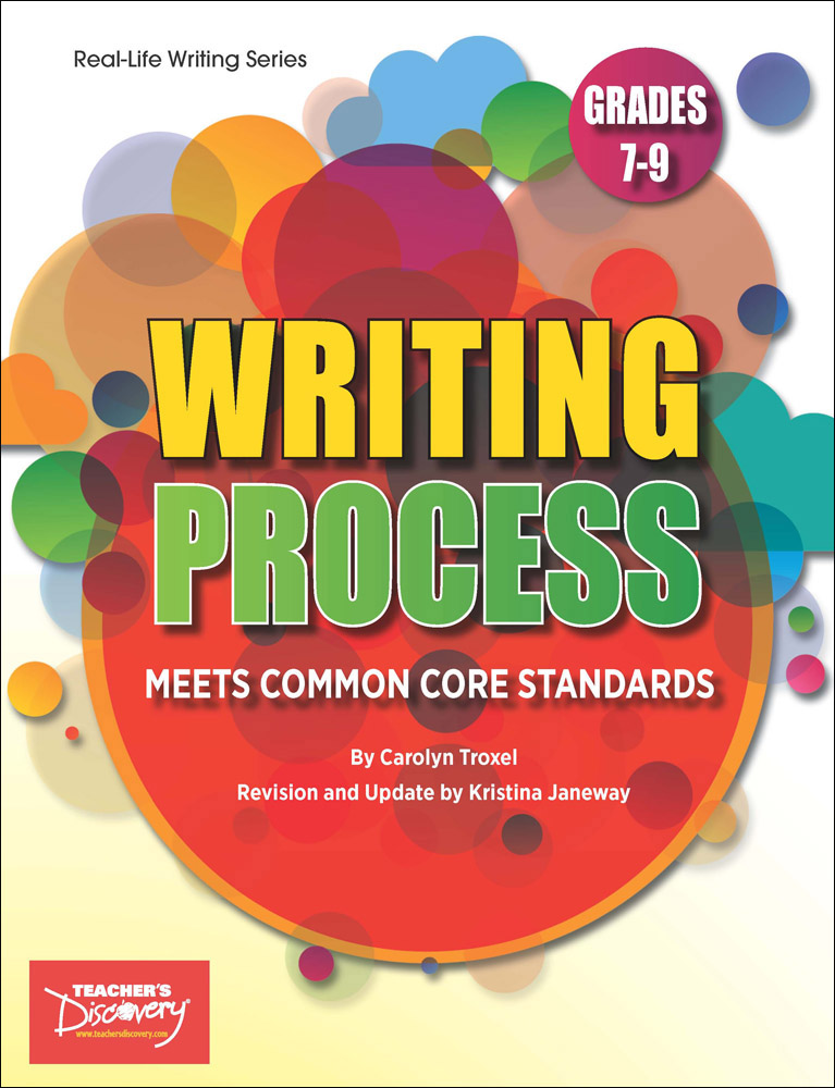 Writing Process Activity Book