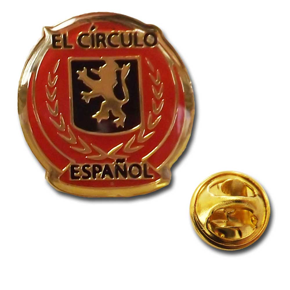 Spanish Club Pin