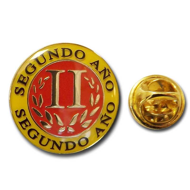 Spanish Second-Year Pin