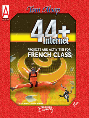 44+ Internet Activities & Projects for French Book