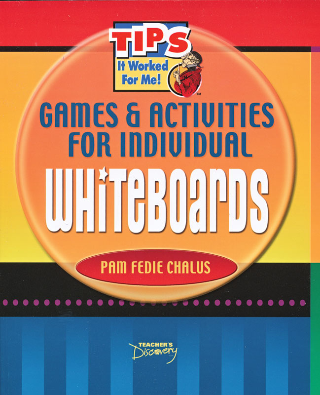Games & Activities for Individual Whiteboards Book