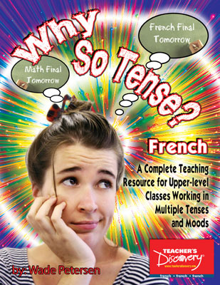 Why So Tense? French Book
