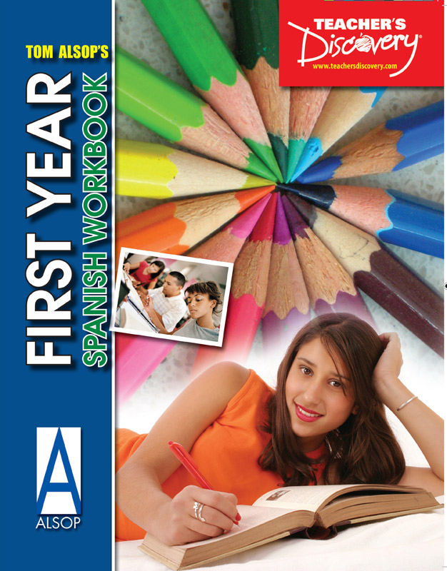 Tom Alsop's First Year Spanish Workbook Student Book