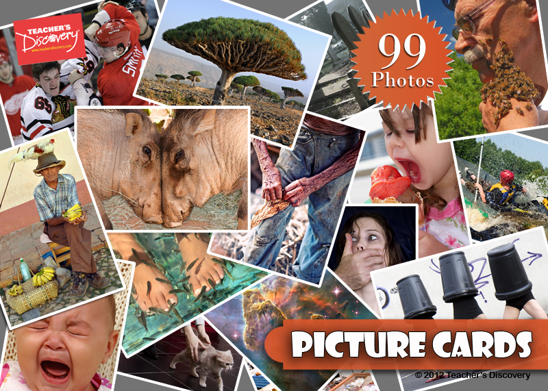 Color Picture Cards - 99+ Photos