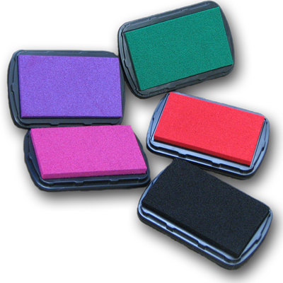 Stamp Pads - Purple Stamp Pad