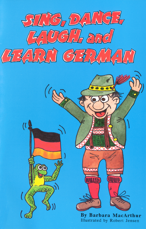 Sing, Dance, Laugh and Learn German Lyric Book, Clearance