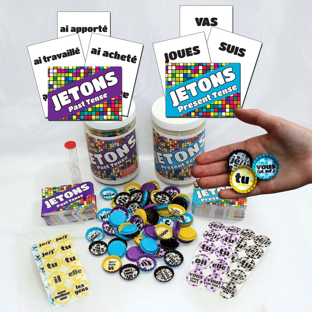 Jetons Card Games