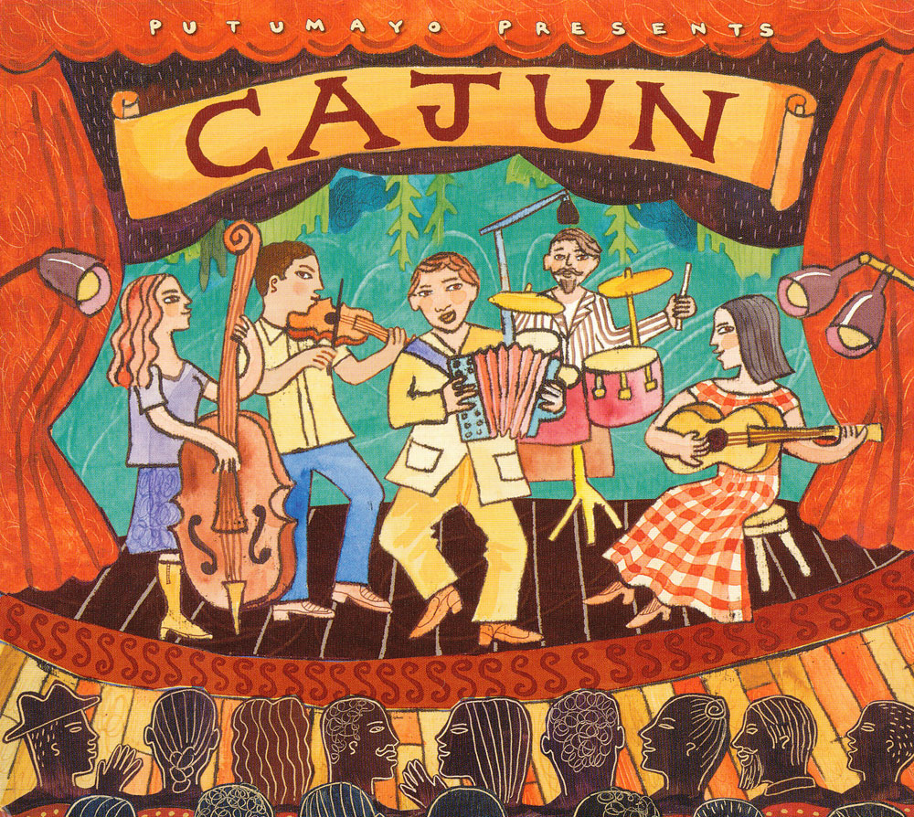 Putumayo Cajun French CD