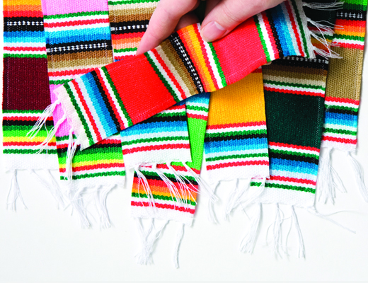 Sarape Bookmark