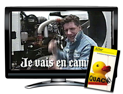 Quack!™ Aller French Video