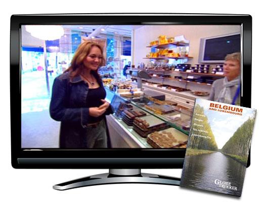 Belgium and Luxembourg Globe Trekker DVD