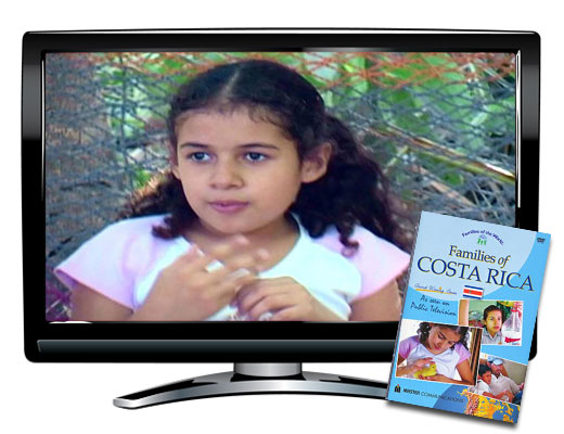 Families of Costa Rica DVD