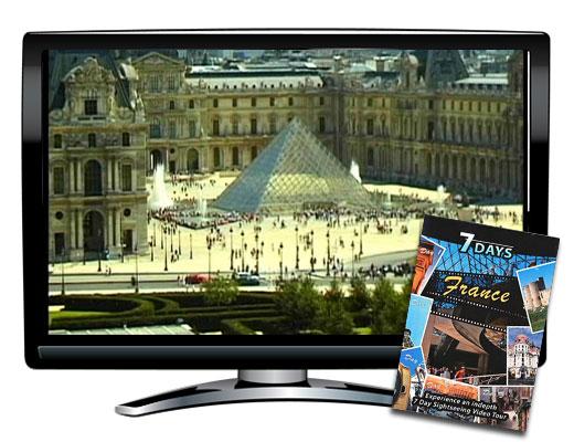 7 Days France DVD