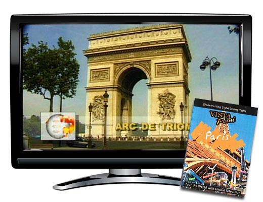Vista Point Paris DVD