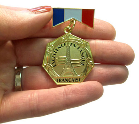 French Honor Medal