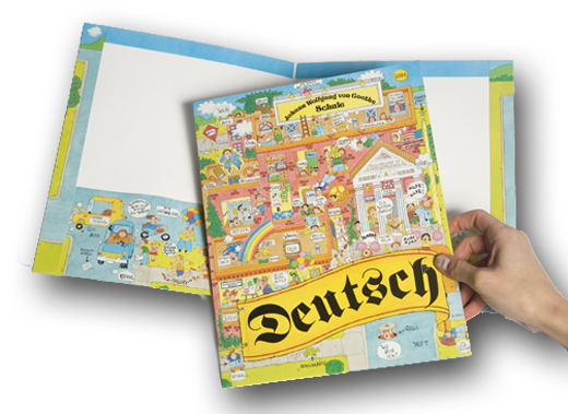 Deutsch Folder