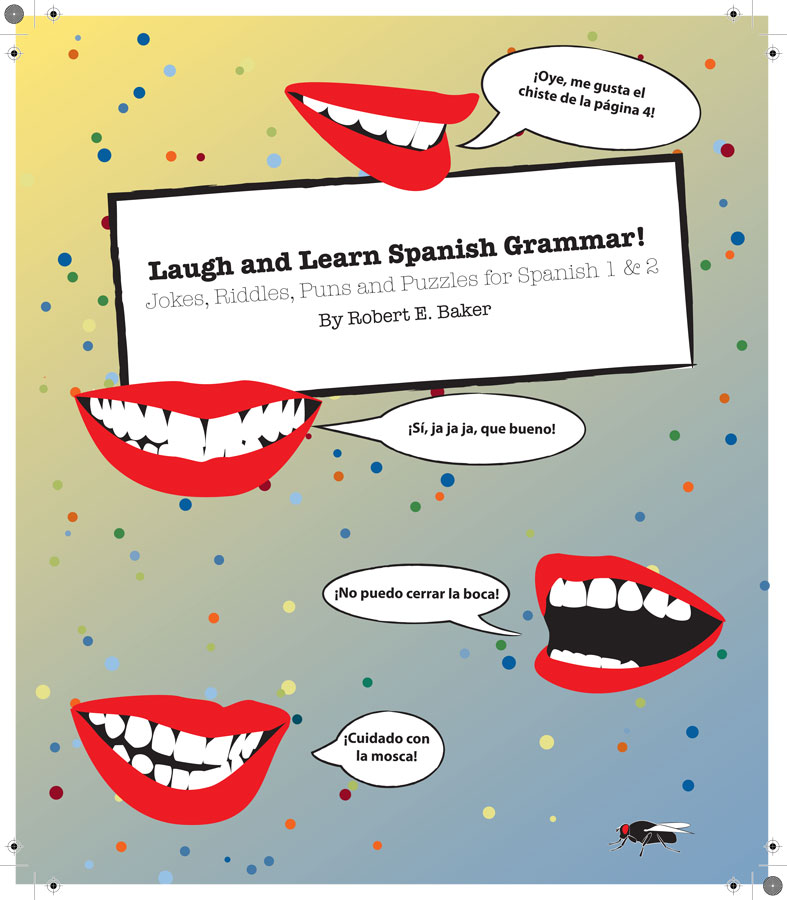 Laugh and Learn Spanish Grammar! Book