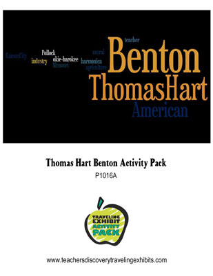 Thomas Hart Benton Activity Packet Download