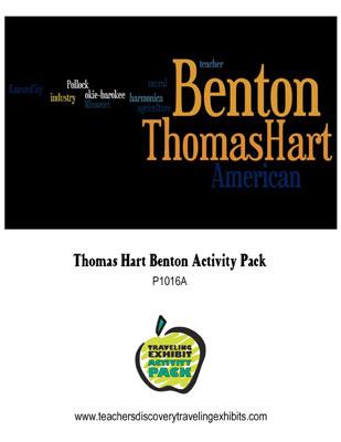 Thomas Hart Benton Activity Packet Download