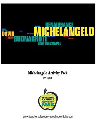 Michelangelo Activity Packet Download