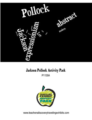 Jackson Pollock Activity Packet Download