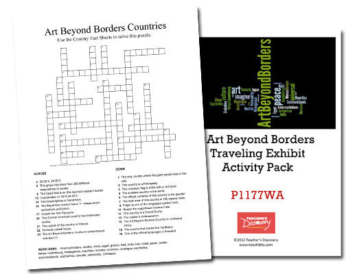 Art Beyond Borders Activity Packet Download