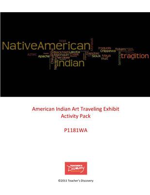 American Indian Art Exhibit Activity Packet Download