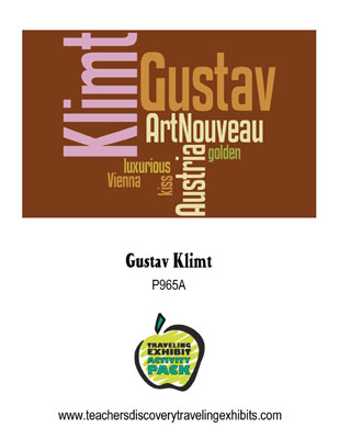 Gustav Klimt Activity Packet Download