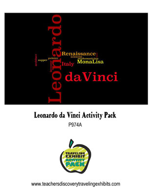 Leonardo da Vinci Activity Packet Download