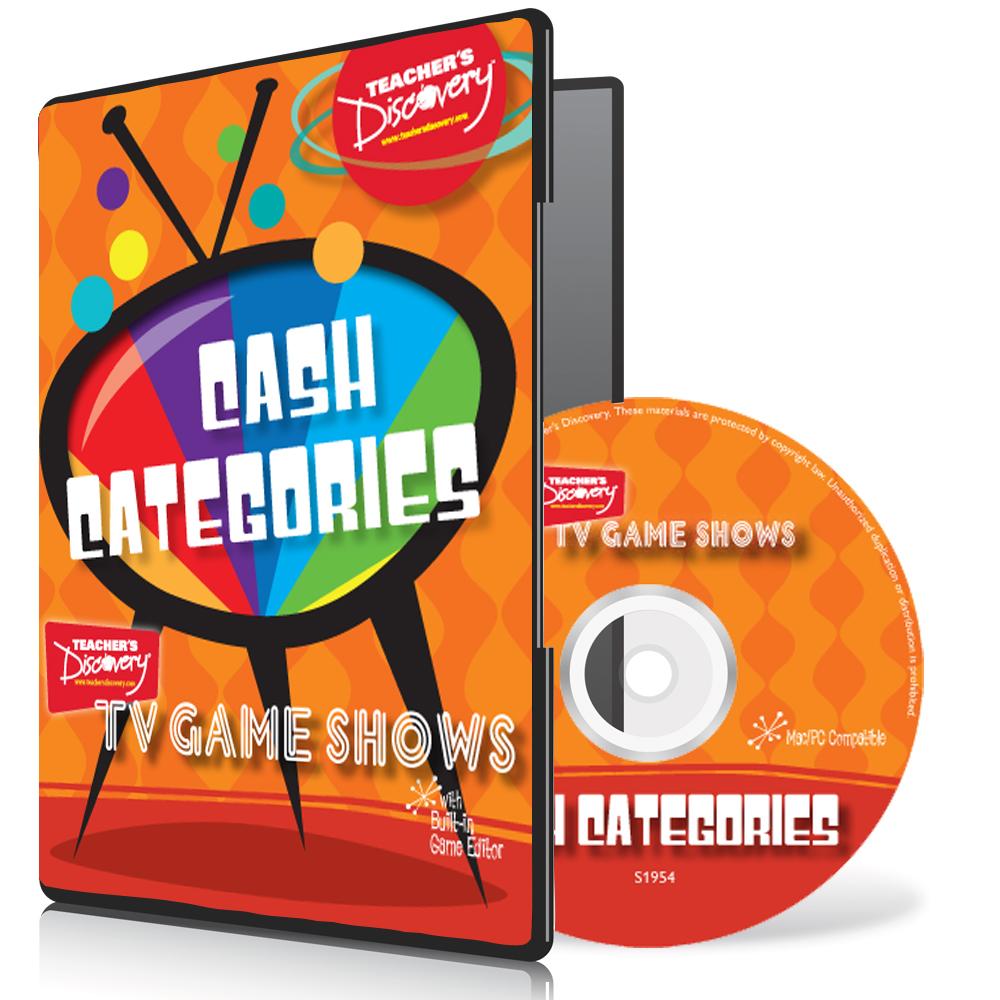 Cash Categories TV Game Show