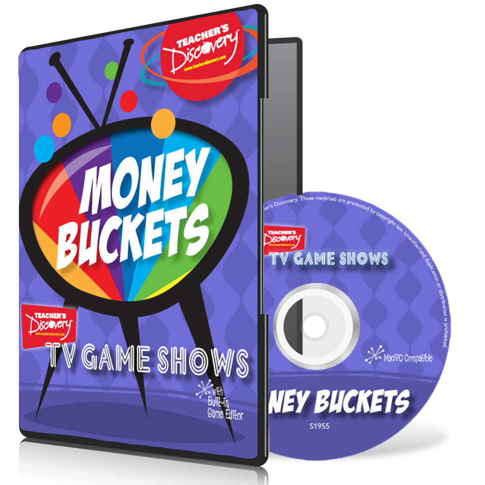 Money Buckets TV Game Show