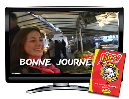 Moo!™ Paris Teens Episode 4: Le repas Video