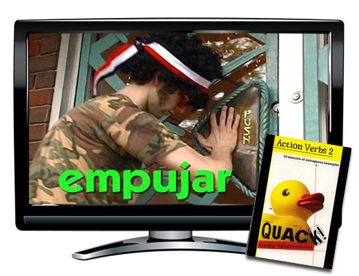 Quack!™ Action Verbs 2 Spanish Video