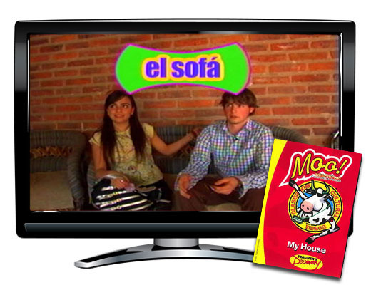 Moo!™ My House Spanish Video Download