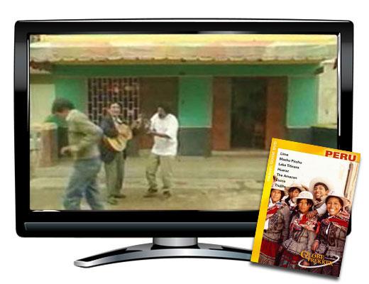 Globe Trekker™ Peru DVD