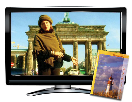 Germany Globe Trekker DVD