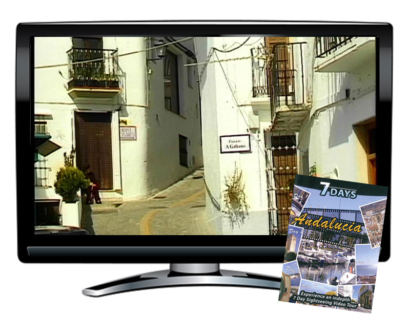7 Days Andalucia DVD