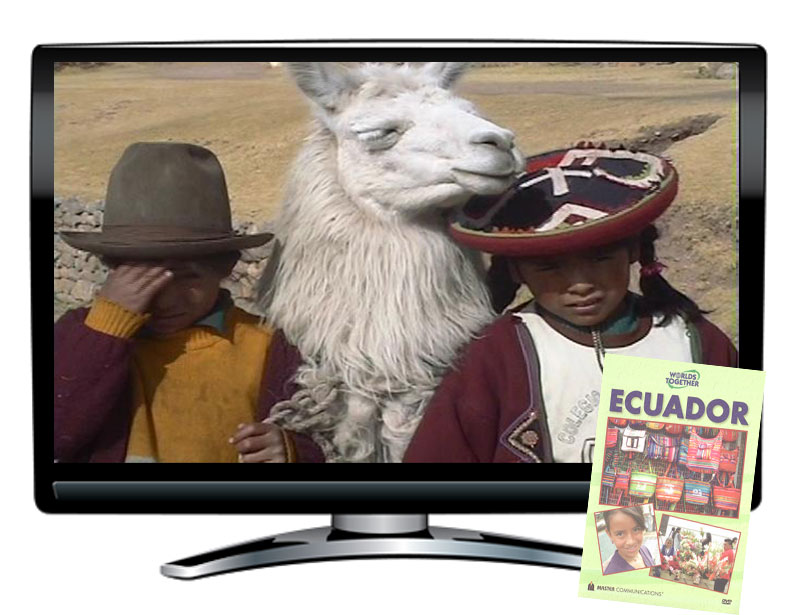 Worlds Together: Ecuador Movie