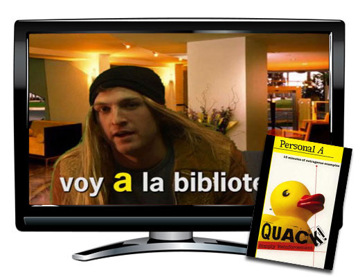 Quack!™ Personal a Spanish Video