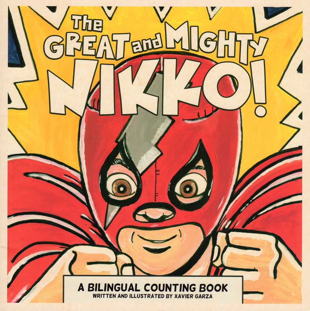 The Great and Mighty Nikko Bilingual Storybook