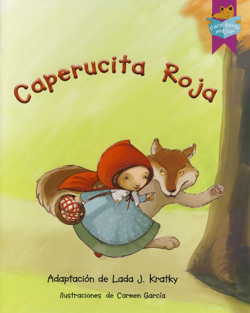 Caperucita Roja Spanish Storybook